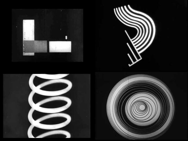 Abstract films: Rhythmus 21 (1923); Symphonie diaganale (1924); Return to Reason (1923); Anemic Cinema (1926)