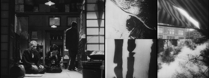 Tokyo Story (1953) and Regen (1929)
