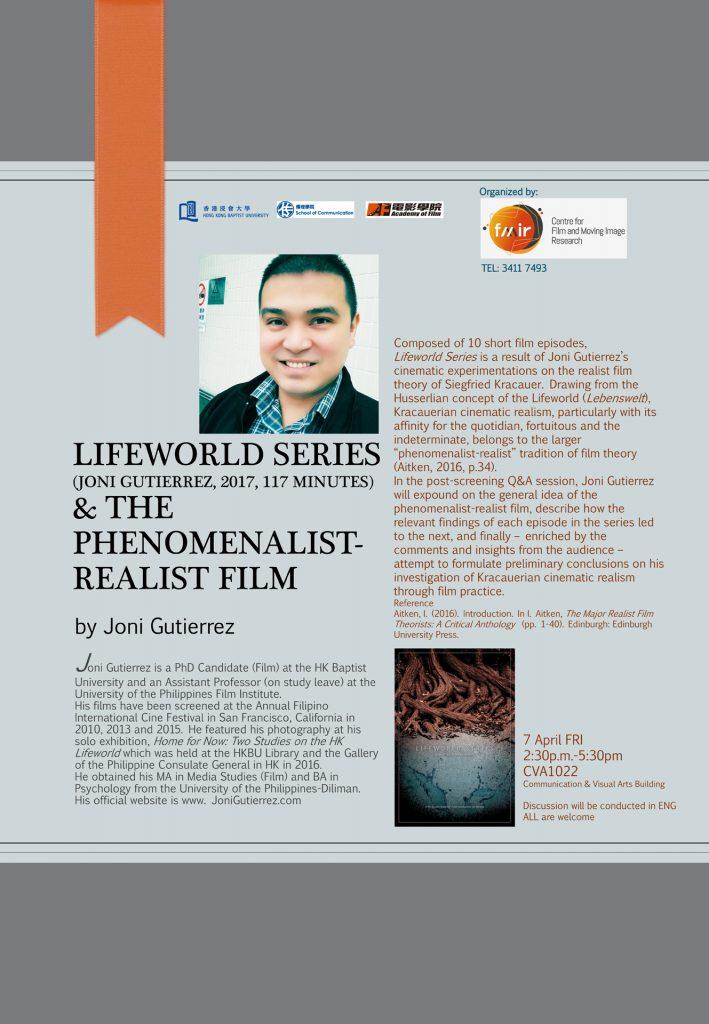 Seminar by Joni Gutierrez