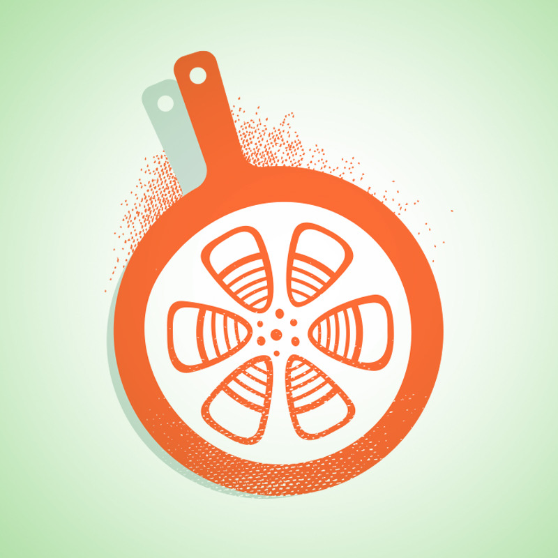 Joni's Foodie & Movie Insights — Logo